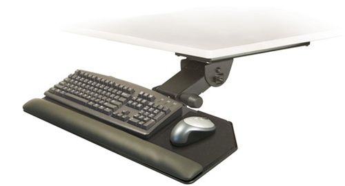 ESI Combo Solution 1 Articulating Arm and Keyboard Platform