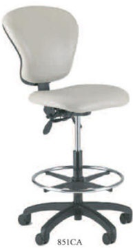 Intensa Ergo Armless Laboratory Chair 851CA