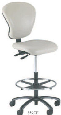 Intensa Ergonomic Lab Chair 859CF