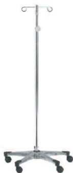 Intensa IV Pole Stand With 2 Hook System