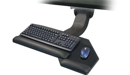 ESI Combo Solution 4 Extended Reach Arm and Keyboard Tray