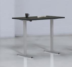 "Mayline 48"" x 24"" ML Series 2 Stage Height Adjustable Table 5222448H (Multiple Finish Options!)"