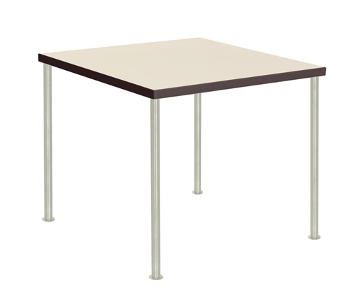 "Berco Palisade Series 30"" Square Top Office Table"