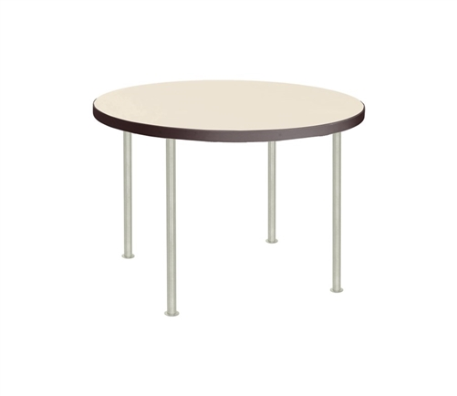 "Berco Palisade Series 36"" Round Office Table"