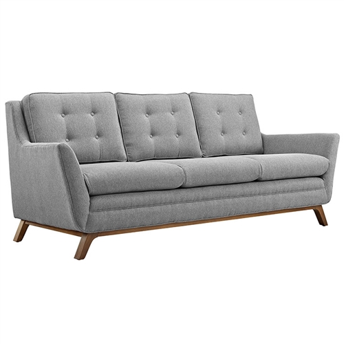 Modway Beguile Button Tufted Fabric Sofa EEI-1800