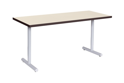"Berco Voyager Premium 18"" x 48"" Rectangular Multi Purpose Table"