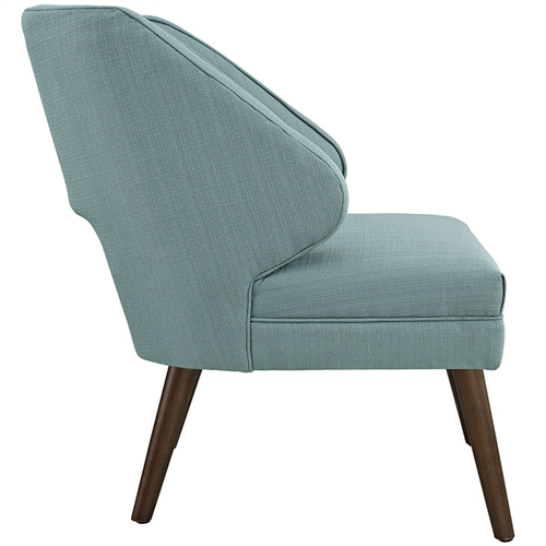 Modway Dock Upholstered Fabric Guest Chair EEI-2149 (6 Color Options!)