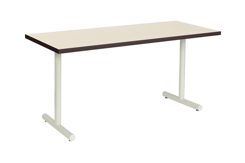 "Berco Voyager Series 18"" x 48"" Rectangular Multi Purpose Table"