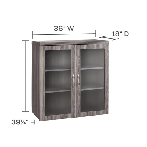 aberdeen display cabinet dimensions