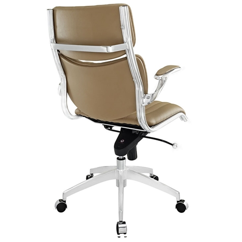 Modway EEI-1028 Escape Mid Back Office Chair (5 Cool Colors!)