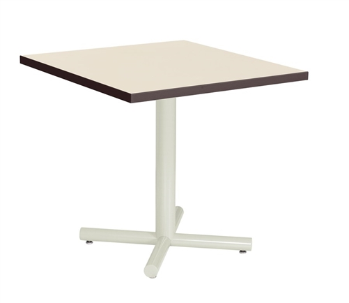 "Berco Voyager Series 24"" x 24"" Square Multi Purpose Table"