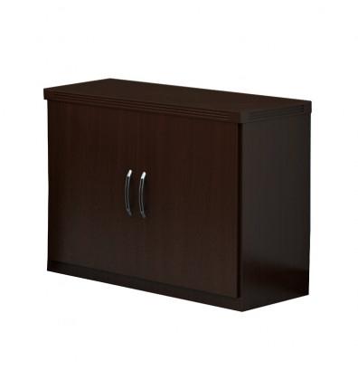 aberdeen asc storage cabinet in mocha