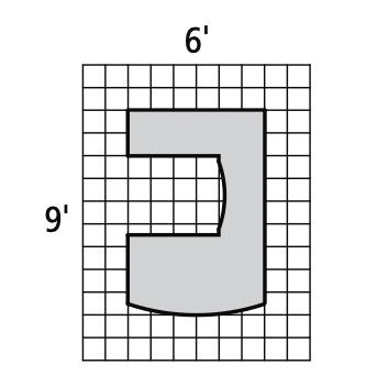 at5 dimensions