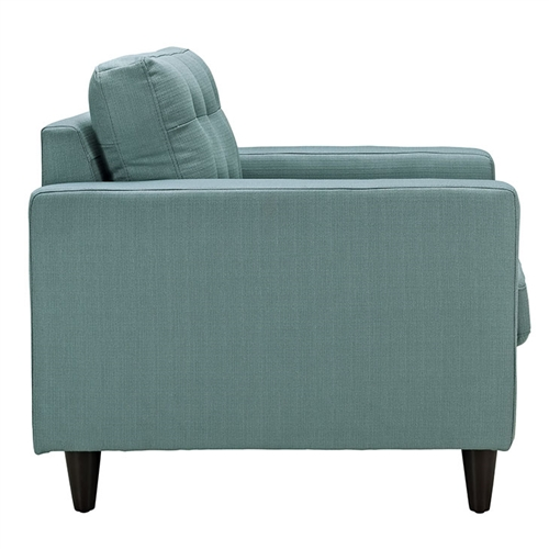 Modway Empress Tufted Fabric Lounge Chair EEI-1013 (7 Color Options!)