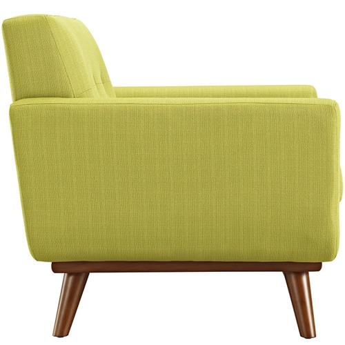 Modway Engage Mid Century Fabric Armchair EEI-1178 (8 Color Options!)