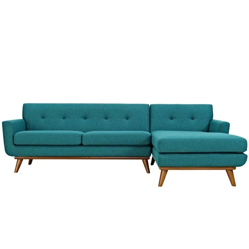 Modway Engage Right-Facing Sectional Sofa (6 Color Options!)