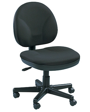 OSS400 Series Armless Task Chair by Eurotech Seating