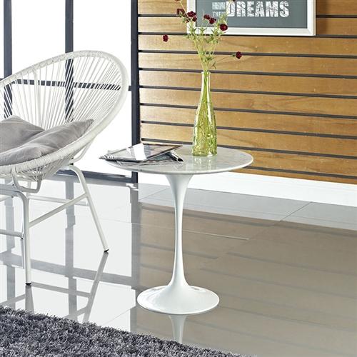 Modway Lippa Modern Marble Side Table EEI-280