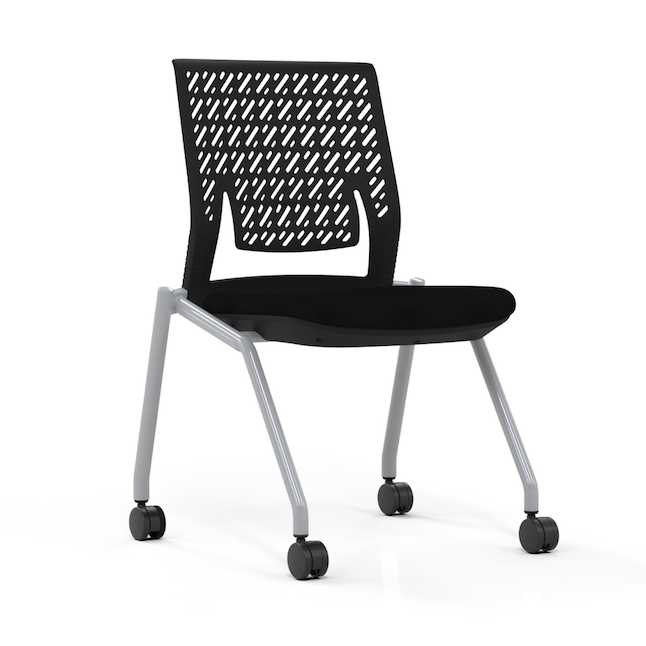 ktx2 thesis armless training room chair