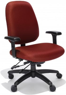 RFM Preferred Seating Big & Tall High Back Office Chair BT55