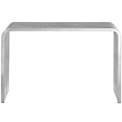 Modway Pipe Stainless Steel Console Table EEI-2104