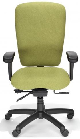 RFM Preferred Seating Rainier High Back Managers Chair R8