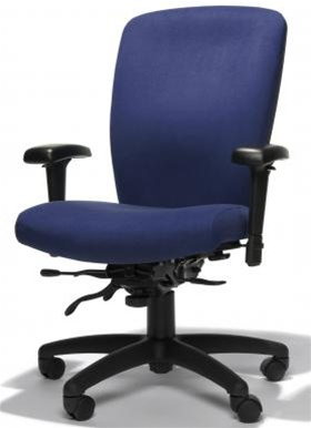 RFM Preferred Seating Ray Managers Chair 4235