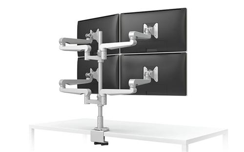 ESI EVOLVE4-FF 4 Screen Adjustable Monitor Arm