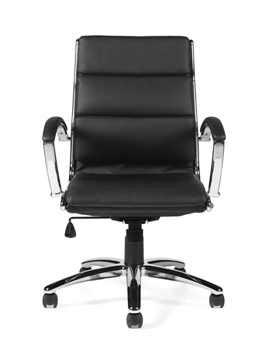 Offices To Go 11648B Segmented Cushion Chair