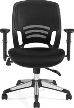 Offices To Go 11686 Mesh Back Managers Chair
