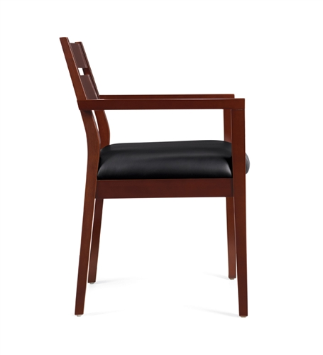 Offices To Go 11820 Wood Guest Chair