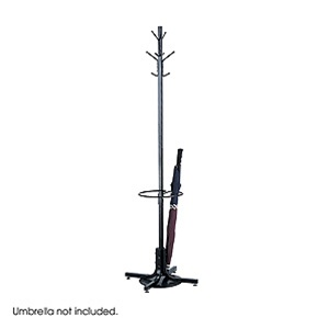 Safco Costumer with Umbrella Stand 4168BL