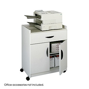 Safco Deluxe Mobile Stand 1852