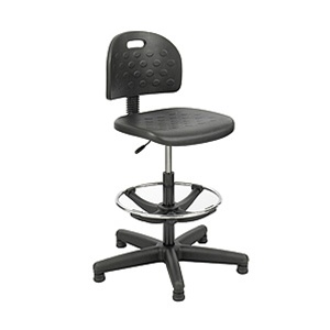 Safco Economy Workbench Height Chair 6680