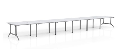 Mayline LD31 Even WorkTables 12 Person Table (2 Finish Options!)