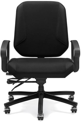 Global 2527 Robust Heavy Duty Multi Tilter Chair
