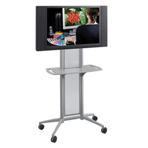 Safco Impromptu Flat Panel TV Cart 8926GR