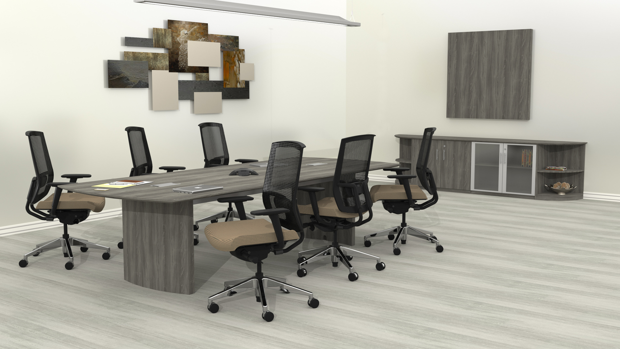 mnc10 medina table with accent furniture in gray steel