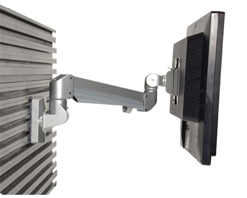 ESI Rail Mount Monitor Arm EDGE-SLAT