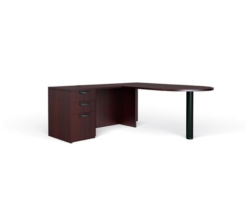 Offices To Go Executive Desking Configuration SL4