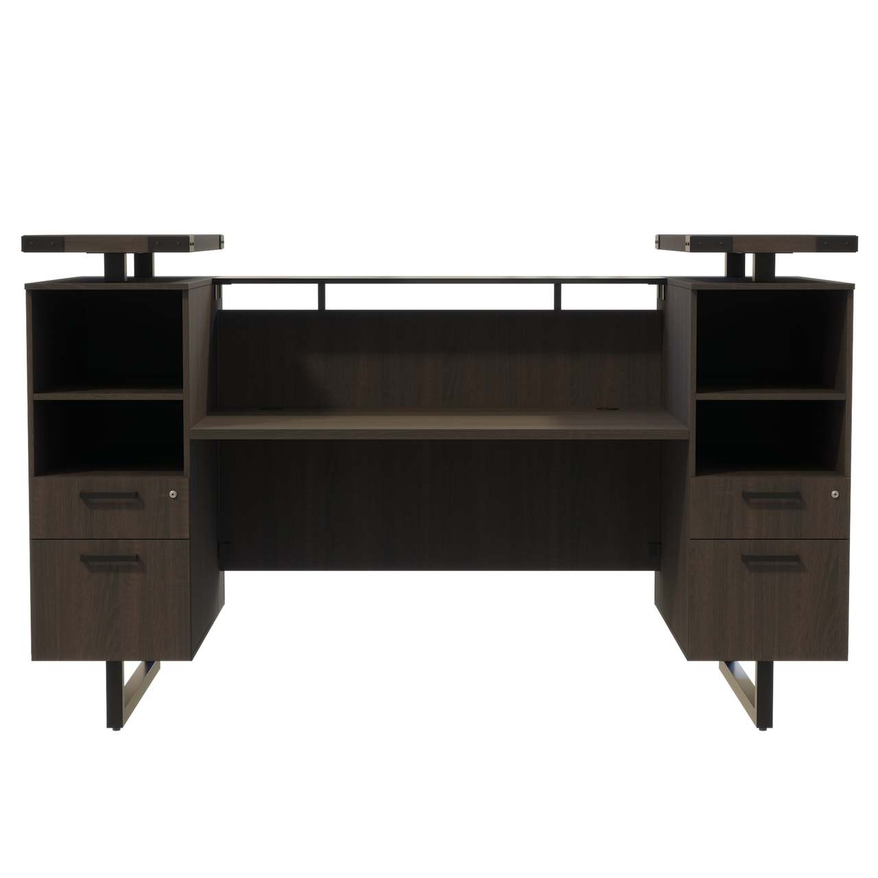 mirella southern tobacco reception desk inside view