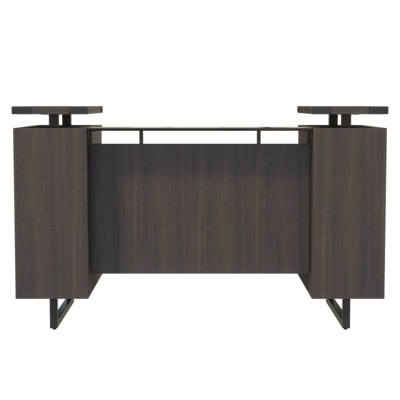 mirella southern tobacco reception desk front view