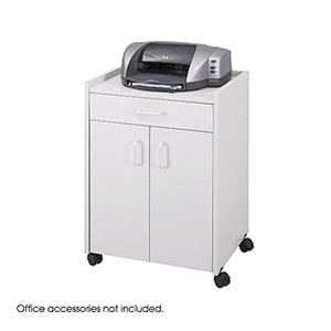 Safco Mobile Printer Stand 8654GR