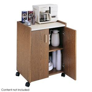 Safco Mobile Refreshment Center 8953