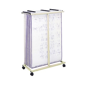 Safco Mobile Vertical Stand 5059