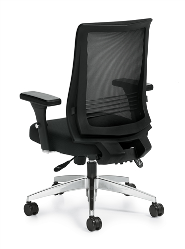 Offices To Go Mesh Back Executive Chair 11325B