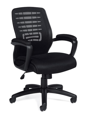 Offices To Go Mesh Back Managers Chair 11750B