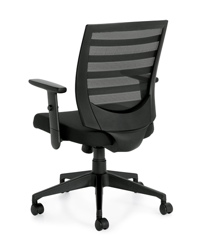 Offices To Go Mid Back Managers Chair 11921B
