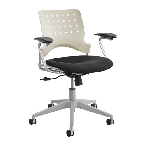 Safco Reve Square Back Task Chair (2 Color Options!)