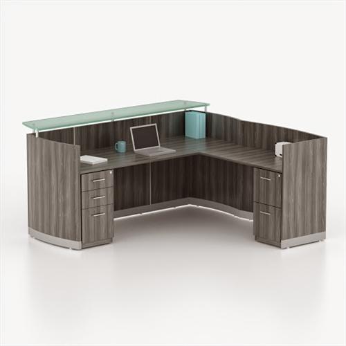 gray steel medina reception station